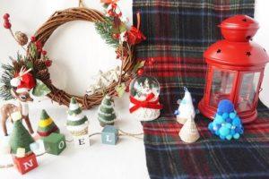 ペットボトルキャップを使ってクリスマスツリーを作る作り方の手順画像