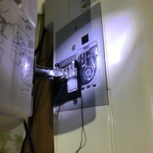 フェルトでおにぎりを手作りする作り方の手順画像